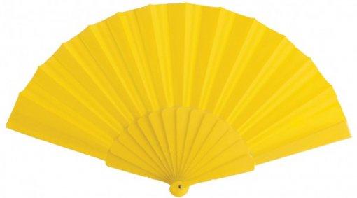 eventail-tela-jaune
